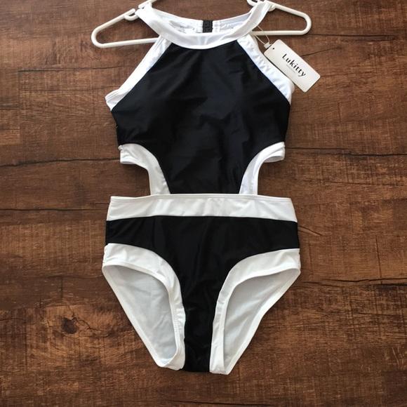 65a60d0b9b7 lukitty Swim | One Piece Bathing Suit | Poshmark